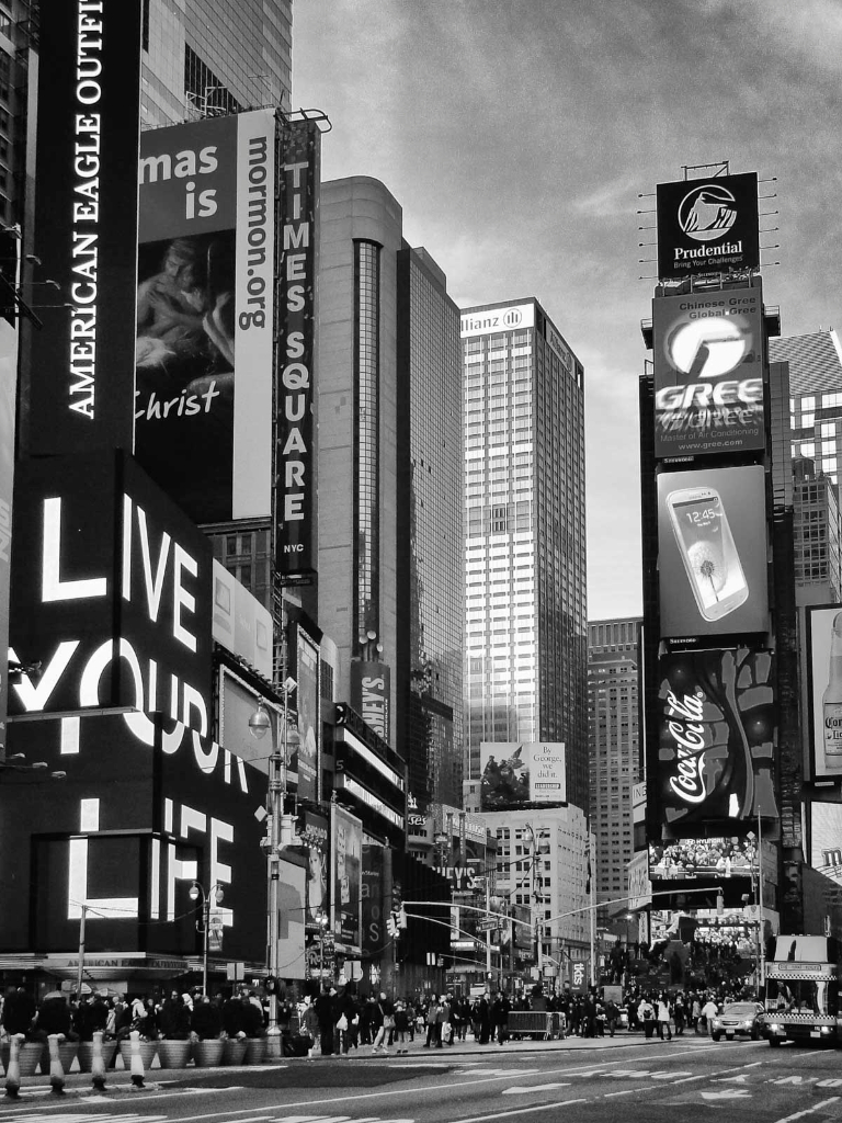 Times Square, New York - United States