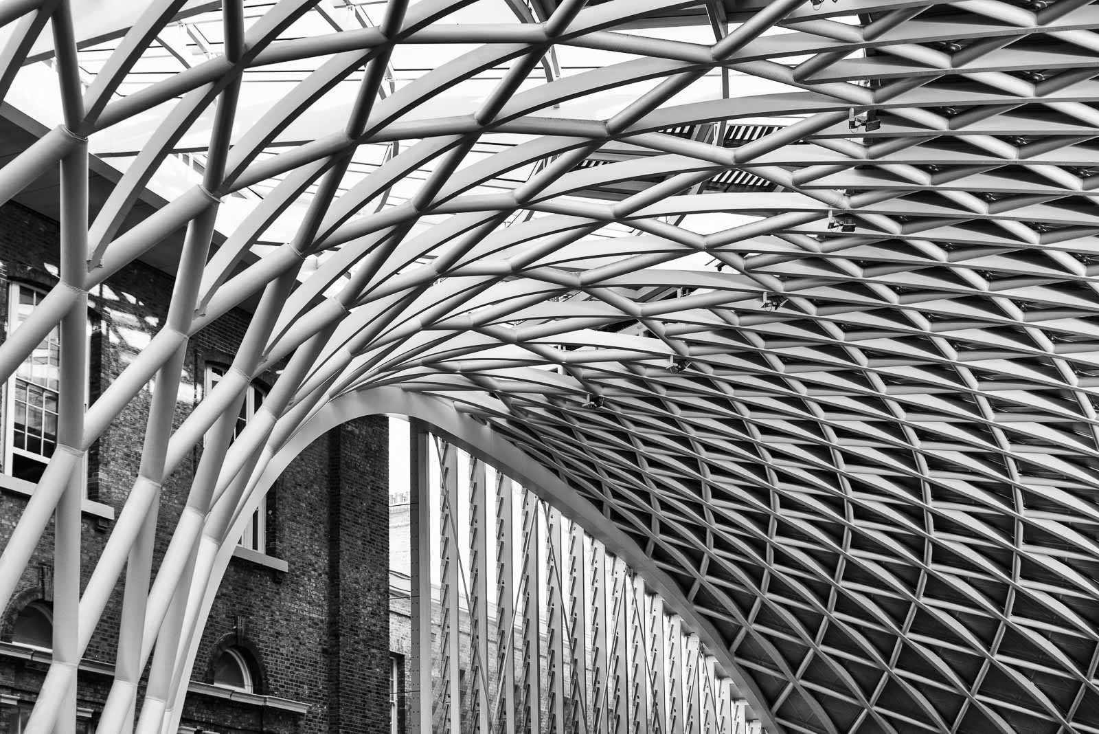 King´s Cross Station, London - United Kingdom