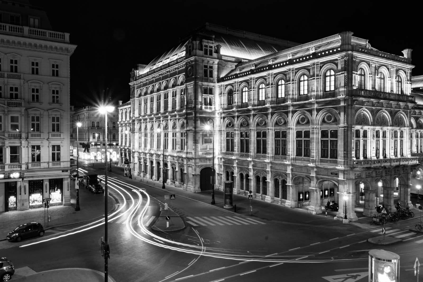 State Opera, Vienna – Austria