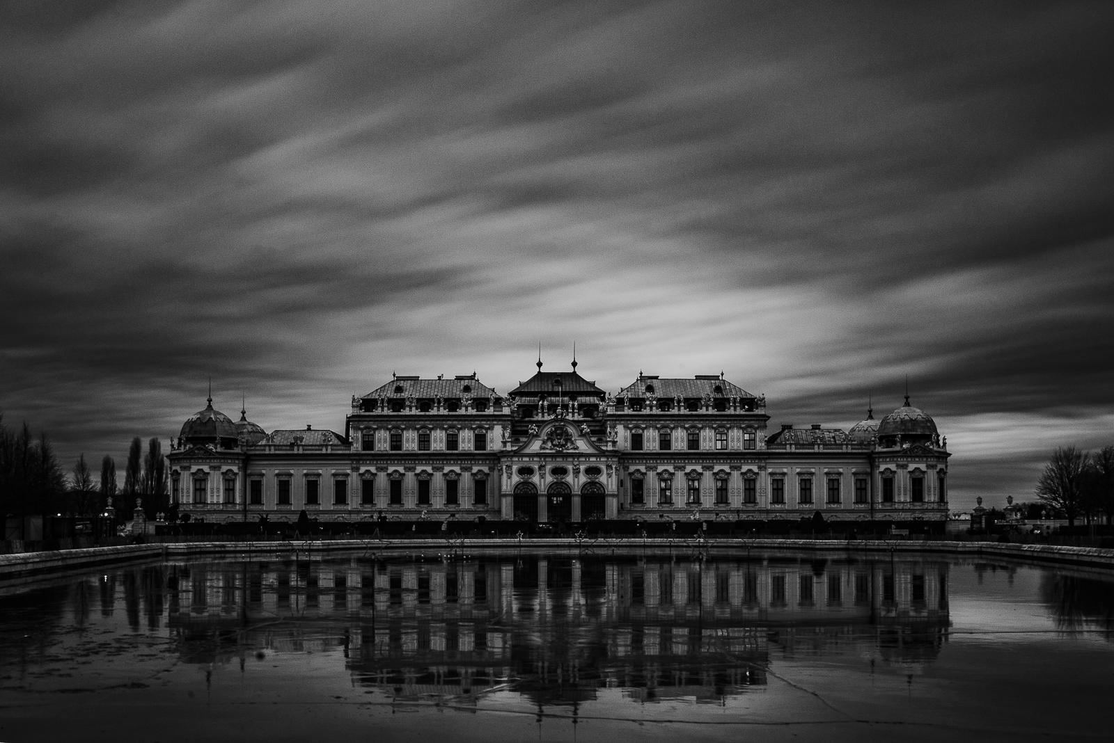 Schloss Belvedere - Vienna, Austria