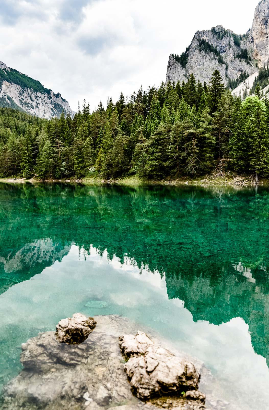 Grüner See - Austria