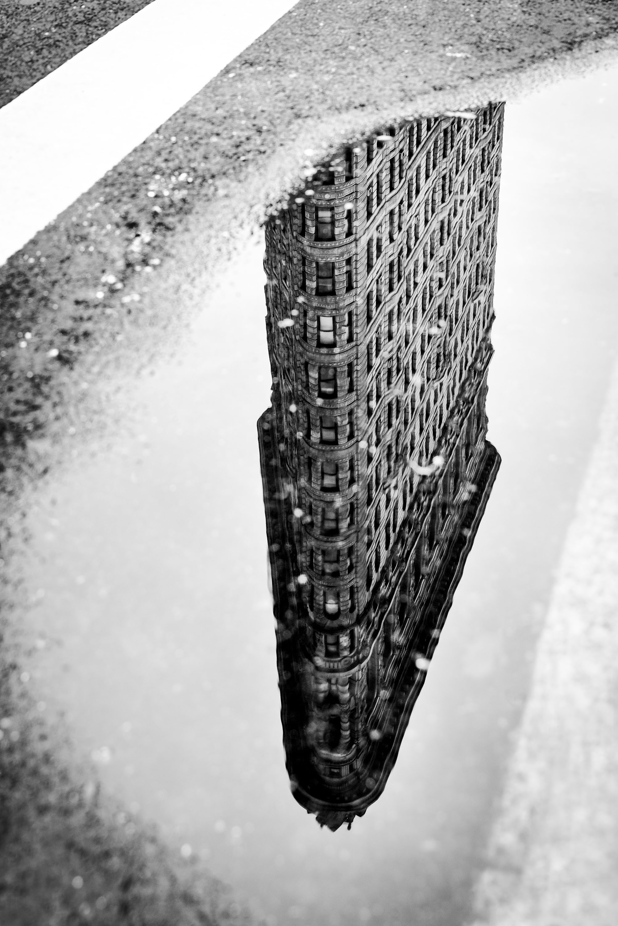 Flatiron Building, NYC - United States